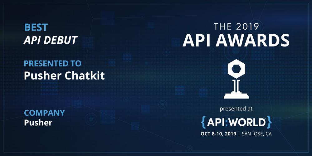 Awards – API World